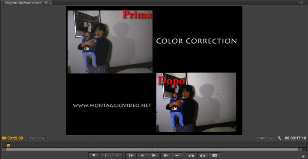 pellicole con correzione colore
