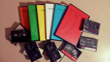 Cassette video e hi8