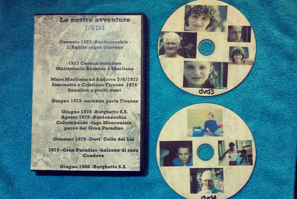 pellicole 8 mm in dvd