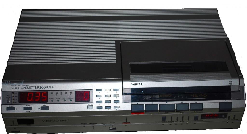 Lettore videocassette  2000