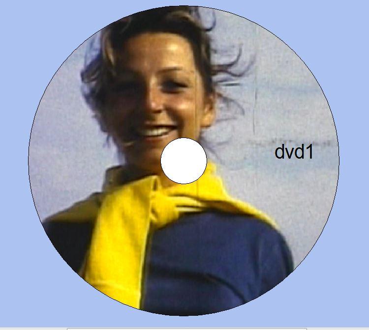 Stampa su dvd, immagine estrapolata dal filmato