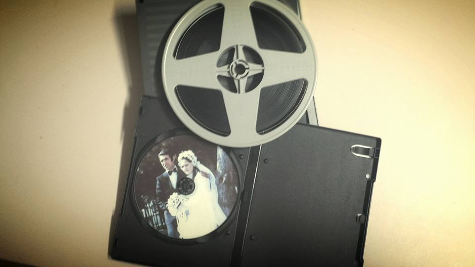 Matrimonio super 8 anni 70 in dvd