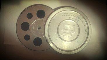 Riversamento pellicola 8mm datata 1937