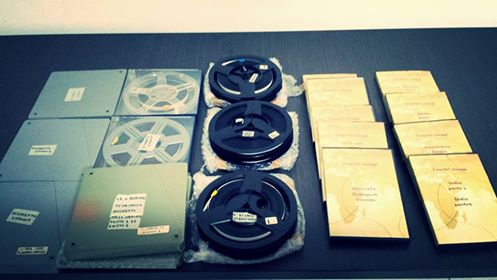 Pellicole super 8 in dvd