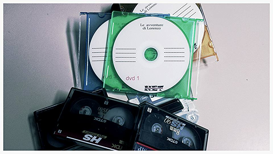 Cassette video hi8 su dvd e su pen drive
