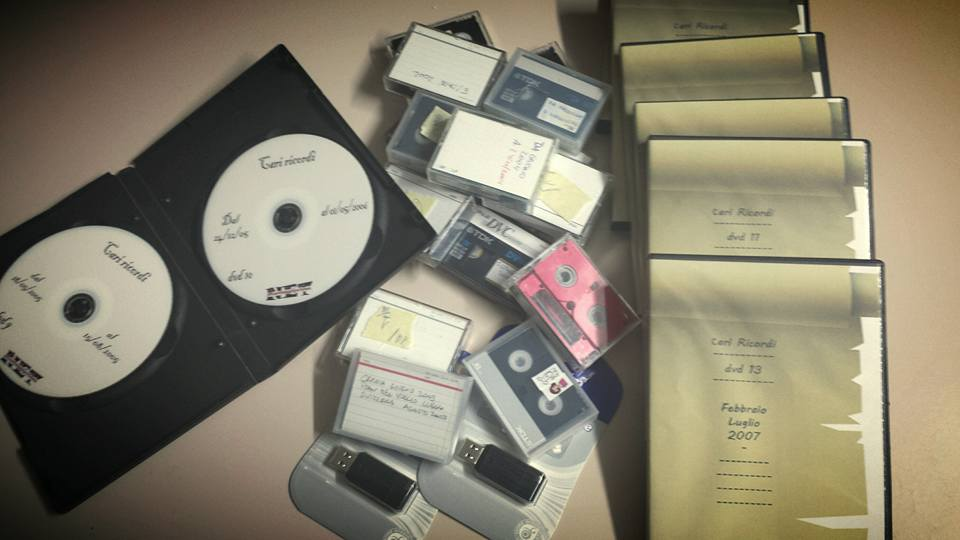 "Cassette \""nastro\"" mini dv"